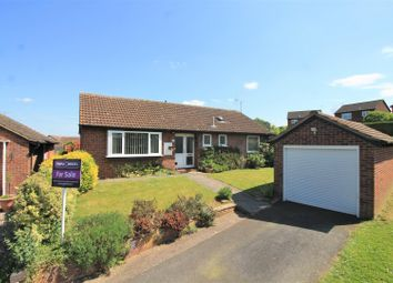 Thumbnail 3 bed detached bungalow for sale in Radnor View, Leominster