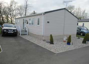 Thumbnail 2 bedroom mobile/park home for sale in Marlie Holiday Park (Ref 5557), New Romney, Kent