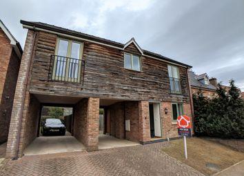 Thumbnail 3 bedroom detached house for sale in Ffordd Spooney, Llansantffraid