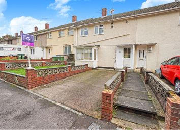 2 bed terraced house for sale in Cheriton Avenue, Harefield, Southampton SO18
