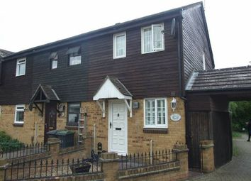 Thumbnail 2 bed property to rent in Lucas Road, Snodland