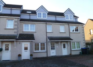 Thumbnail 2 bed flat to rent in Margaret Court, North Street, Inverurie
