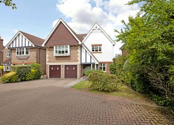 Thumbnail 6 bed detached house to rent in Overchess, Rickmansworth Road, Chorleywood, Rickmansworth