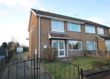 Thumbnail 3 bed semi-detached house for sale in Manor Close, Walesby, Nottinghamshire.