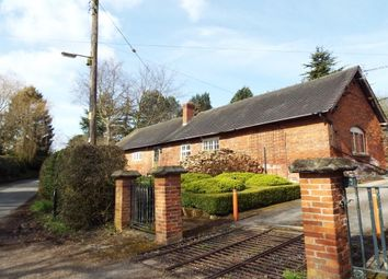 Thumbnail 2 bed cottage to rent in Hall Gardens, Marchington, Uttoxeter
