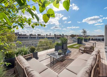 Thumbnail 4 bedroom penthouse for sale in Chesham Place, London