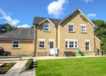 Thumbnail 4 bedroom detached house for sale in Henderson Place, Epping Green, Herts