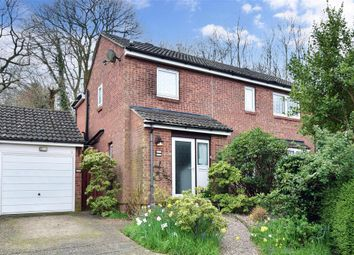 Thumbnail 4 bed detached house for sale in Hurst Hill, Walderslade Woods, Chatham, Kent