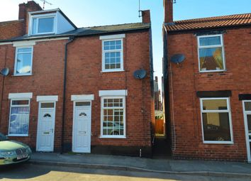 Thumbnail 2 bed end terrace house for sale in Charles Street, Brampton, Chesterfield