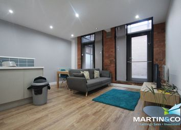 Thumbnail 2 bed flat to rent in Wexler Lofts, Carver Street, Jewellery Quarter