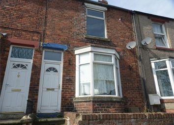 Thumbnail 2 bed terraced house for sale in Ferversham Terrace, Ferryhill, Durham