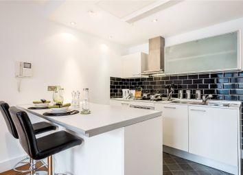 Thumbnail 1 bedroom flat for sale in Peninsula Apartments, 4 Praed Street, London