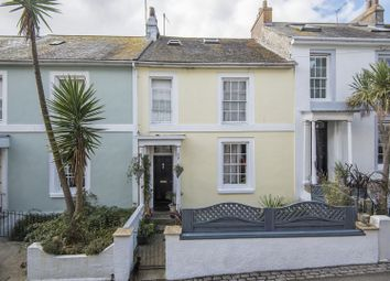 Thumbnail 4 bed property for sale in Morrab Place, Penzance