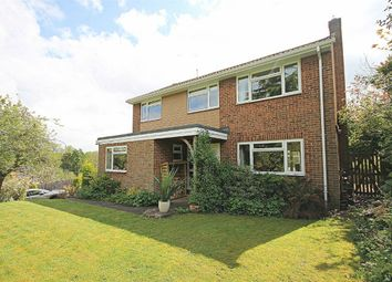 Thumbnail 4 bed detached house for sale in Orchard Close, Hollowell, Northampton