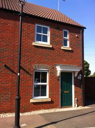 2 bed semi-detached house to rent in Brimmers Way, Aylesbury HP19