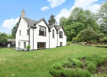 Thumbnail 4 bed detached house for sale in Llanynis, Builth Wells