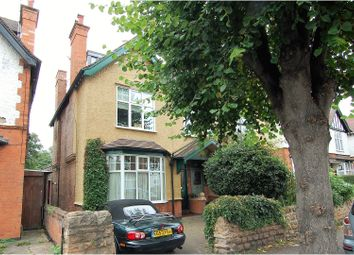 Thumbnail 4 bed semi-detached house for sale in Edward Road, West Bridgford
