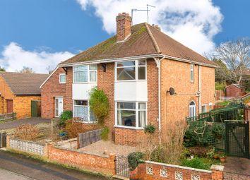 Thumbnail 3 bedroom semi-detached house for sale in Boddington Road, Kettering