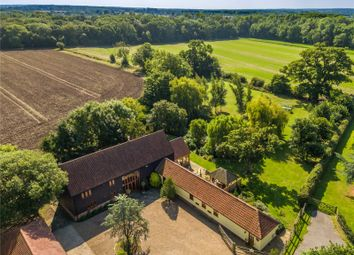 Thumbnail 5 bed barn conversion for sale in Yarmouth Road, Toft Monks, Beccles, Norfolk