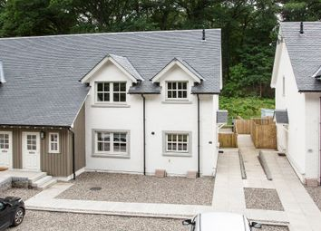 Thumbnail 2 bedroom flat for sale in Lagreach Brae, Pitlochry