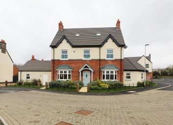5 bed detached house for sale in Century Drive, Packington LE65