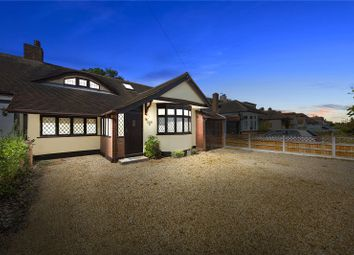 Thumbnail 5 bed bungalow for sale in The Grove, Upminster, Essex