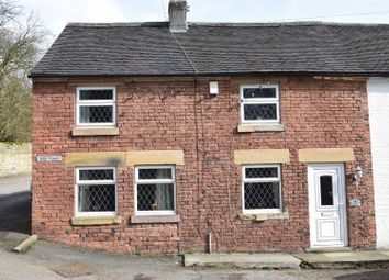 Thumbnail 2 bed end terrace house for sale in Water Lane, Wirksworth, Matlock