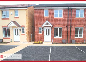Thumbnail 3 bed semi-detached house to rent in Spitfire Road, Rogerstone