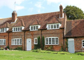 Thumbnail 3 bed cottage to rent in Longwood, Owslebury, Winchester