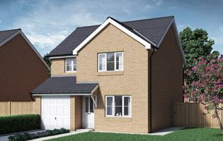 Thumbnail 3 bed detached house for sale in Peacehaven, Tredegar