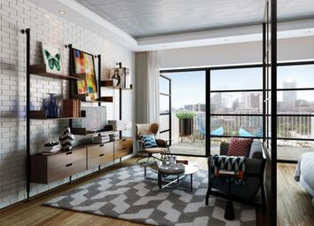 Thumbnail 1 bed flat for sale in London City Island, Orchard Place, London