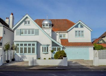 Thumbnail 6 bed detached house for sale in Leigh Road, Leigh-On-Sea, Essex