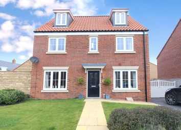 Thumbnail Detached house for sale in Cowslip Close, Scarborough
