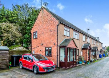 Thumbnail 1 bed terraced house for sale in Whittaker Mews, High Street, Rocester, Uttoxeter