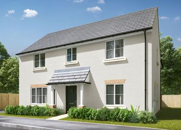 "Thumbnail 4 bed detached house for sale in ""The Kempthorne"" at Pamington, Tewkesbury"