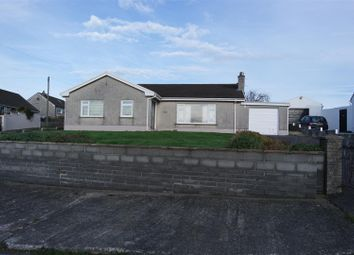Thumbnail 3 bed bungalow to rent in Rectory Road, Llangwm, Haverfordwest