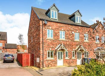 Thumbnail 3 bed terraced house for sale in Foxmires Grove, Goldthorpe, Rotherham, South Yorkshire