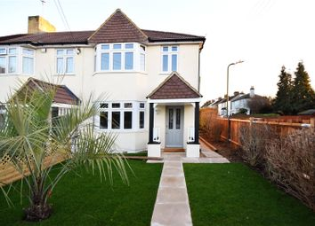 Thumbnail 3 bed end terrace house for sale in College Road, Hextable, Kent