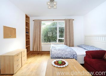 Thumbnail Studio to rent in Abercorn Place, London