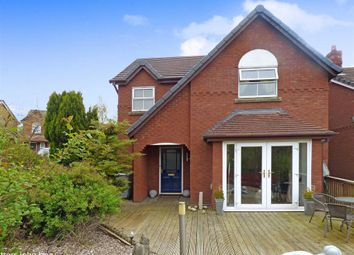 Thumbnail 4 bedroom detached house for sale in Grizedale Close, Wistaston, Crewe