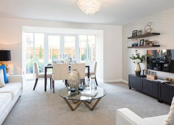 """Thumbnail 4 bedroom semi-detached house for sale in """"Hythe"""" at Fen Street, Brooklands, Milton Keynes"""
