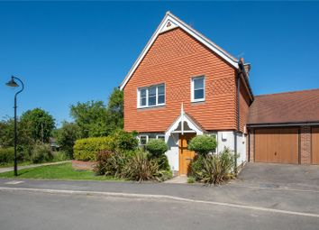 Thumbnail 3 bed detached house for sale in Breakspear Gardens, Beare Green, Dorking, Surrey