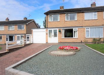Thumbnail 3 bed semi-detached house for sale in Trent Close, Leicester