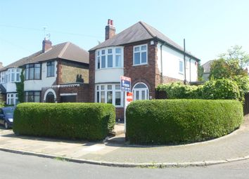 Thumbnail 3 bed detached house for sale in Conaglen Road, Aylestone, Leicester