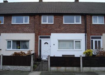 Thumbnail 3 bed terraced house to rent in Smith Road, Thornton-Cleveleys