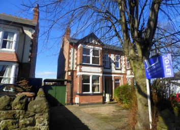 Thumbnail 1 bedroom flat to rent in Grange Road, Woodthorpe, Nottingham