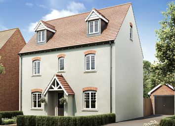 "Thumbnail 5 bed detached house for sale in ""The Monica"" at Gold Hill North, Chalfont St. Peter, Gerrards Cross"