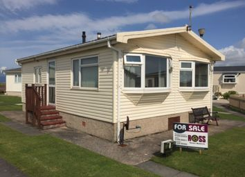 Thumbnail 2 bed mobile/park home for sale in West Shore Park, Walney