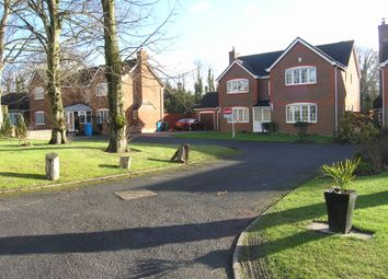 Thumbnail 5 bedroom detached house for sale in Wood Hayes Croft, Westcroft, Wolverhampton