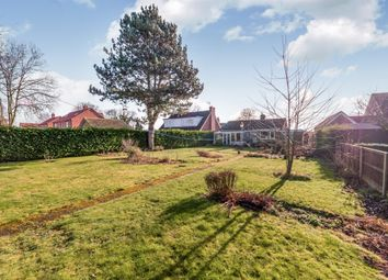 Thumbnail 2 bed detached bungalow for sale in Crown Green, Burston, Diss